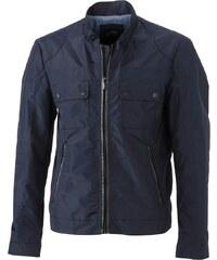 Pánská bunda Biker - Námořní modrá S