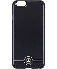 Pouzdro / kryt pro Apple iPhone 6 / 6S - Mercedes-Benz, Alu Black
