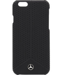 Pouzdro / kryt pro Apple iPhone 6 / 6S - Mercedes-Benz, Perforated Back Black
