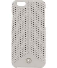 Pouzdro / kryt pro Apple iPhone 6 / 6S - Mercedes-Benz, Perforated Back Grey