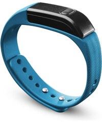 Bluetooth fitness náramek - CellularLine, EASYFIT Blue