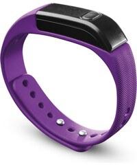 Bluetooth fitness náramek - CellularLine, EASYFIT Purple