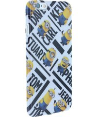 Pouzdro / kryt pro Apple iPhone 6 / 6S - Despicable Me Minions, Names