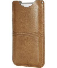 Pouzdro / kryt pro Apple iPhone 6 / 6S - Rock, Slim Pouch Brown