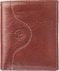 Peněženka Sergio Tacchini K50T6AP456MAR hnědá