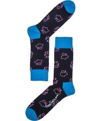 Ponožky Happy Socks André Mr A Smile ASMR01-9000