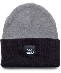 kulich SUPRA - Watts Beanie Grey Htr/Black (GBW)