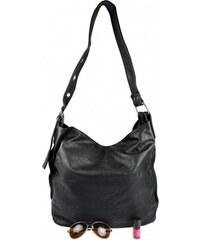 Černá velká kabelka Debie Marlen 1114