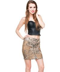 UFG Hnedá sukně World