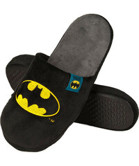SOXO Pánské černé pantofle Batman