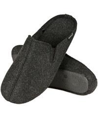 SOXO Pánské tmavě šedé pantofle Bruno
