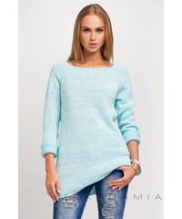 Makadamia Mátový svetr S21