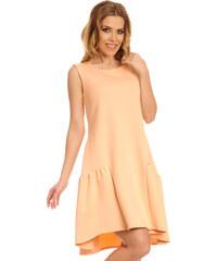 Lemoniade Broskvové šaty Carla