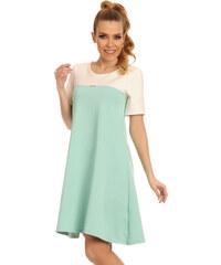 Lemoniade Mátovo-smetanové šaty Cyntia