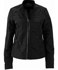 Dámská bunda Biker - Černá S