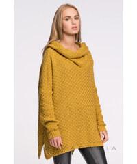 Makadamia Žlutý pulovr S30