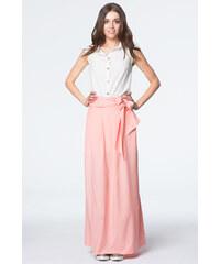 Peperuna Světle růžová sukně PE43