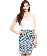 Saxana Krémové šaty Indiana