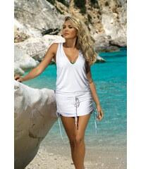 Etna Bílé šaty Cubana