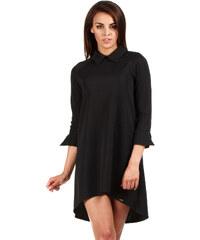Černé šaty MOE 107