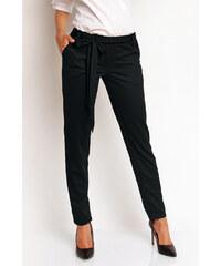 Karen Styl Černé kalhoty H51