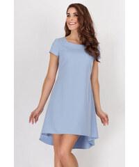 Awama Světle modré šaty A88