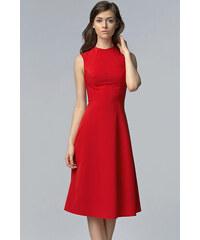 Nife Červené šaty S62