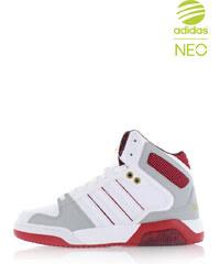 adidas NEO Pánské bílé tenisky ADIDAS Bb9Tis Mid LX