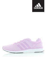 Dámské světle růžové tenisky ADIDAS Adizero Feather 4 Textile