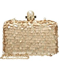 sweet deluxe NARA Clutch gold/beige