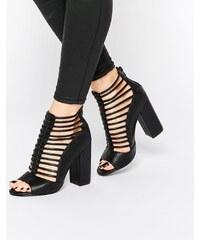 ASOS - ELUSIVE - Ankle-Boots - Schwarz