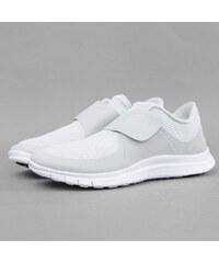 Nike Free Socfly pure platinum / pr pltmn - white