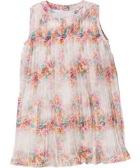 bpc bonprix collection Robe plissée, T. 80-134 blanc sans manches enfant - bonprix