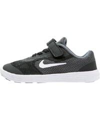 Nike Performance REVOLUTION 3 Laufschuh Neutral dark grey/white/black/wolf grey
