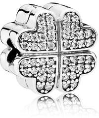 Pandora Blüten der Liebe Silber Clip 791805CZ