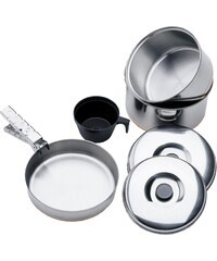 Vango Cook Kit 1Person Topfset silver