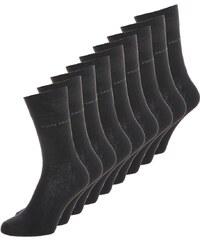 TOM TAILOR BASIC 9 PACK Socken black