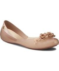 Ballerinas MELISSA - AH+Melissa Flower Queen Ad 31662 Beige 50753