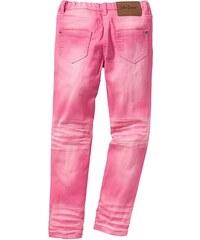 John Baner JEANSWEAR Kalhoty Skinny s efekty used bonprix