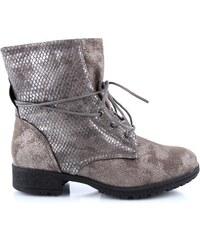 Ctogo GOGO Jarní kotníkové boty 6045-2G
