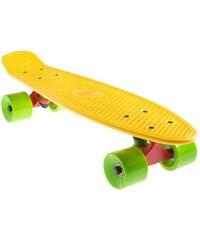 SPORTPLUS Sportplus Ezy Mini Cruiser Mini Skateboard Yellow SP-SB-305 gelb