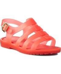 Sandály MELISSA - MINI Melissa Flox BB 31675 Orange 06381