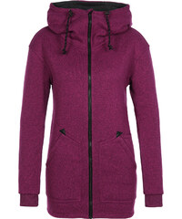 Burton Minx W sweat zippé à capuche plum heather