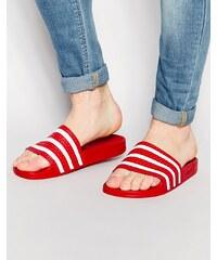 Adidas Originals - Adilette 288193 - Mules - Rouge