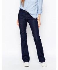 Hilfiger Denim - Sandy - Jean bootcut taille mi-haute - Bleu