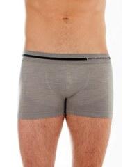 BRUBECK Bezešvé prádlo Wool BX 10430 šedá