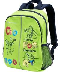 ALPINE PRO Dětský batoh Veaho, 10 l - zelený