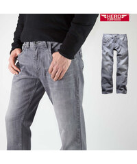 Hero jeans straight fit Boston Super-Grey