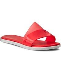 Pantoletten MELISSA - Melissa Bronzer Ad 31680 Orange/White 50419