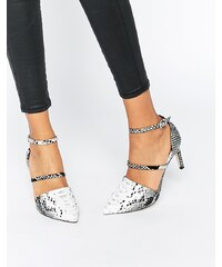 ASOS - START UP - Chaussures pointues à talons - Multi